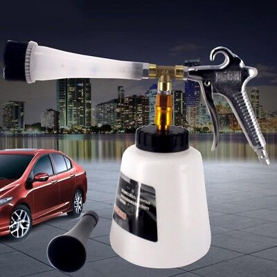 Car Interior Cleaner Gun Surface Exterior Air Washing Auto Cleaning Detailling