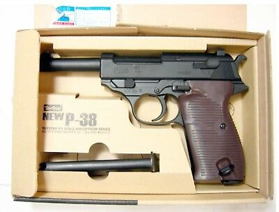 New ToyStar P38 Air Cocking Airsoft BB Hand Gun - 6mm / Hop Up, 0.2 Joule