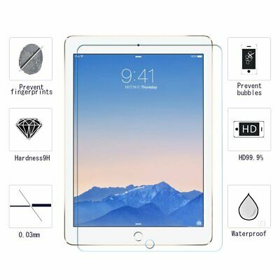 Wholesale For Apple iPad 5th 6th Gen 9.7 2018 Tempered Glass Screen Protector