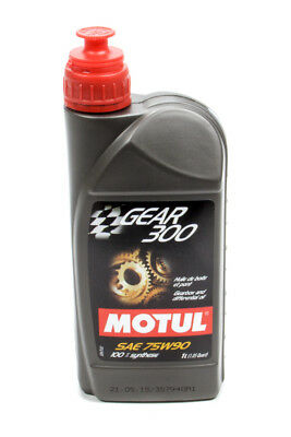 Motul Gear Oil - Gear 300 - 75W90 - Synthetic - 1 L - Each