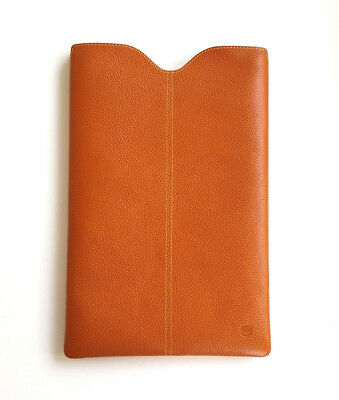 Genuine Xperia Z Z2 Tablet Beyzacases Slimline Leather Pocket Pouch Cover Case