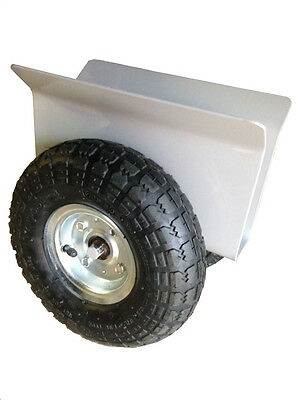Door Dolly Plasterboard Carrier Panel Trolley Wheeled Dollies Glass Panels