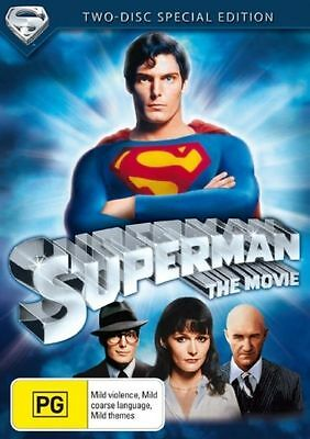 Superman - the Movie - DVD - Two disc special edition - FREE SHIPPING!!!!