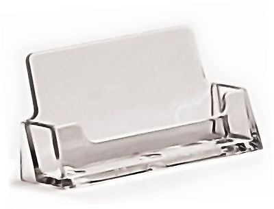 Business Card Holder, Acrylic, Retail Counter Display Stand.
