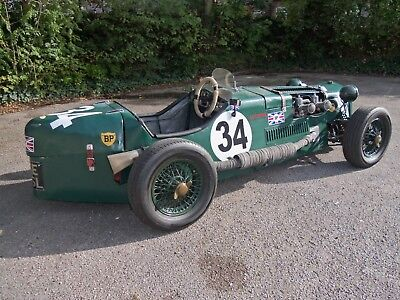 ASTON MARTIN ULSTER, ALL ALUMINIUM 1930s RACING CAR, ROAD REGISTERED. AWESOME.