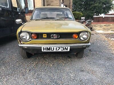 Datsun cherry 100a 1975 classic car very rare! Only 9 left