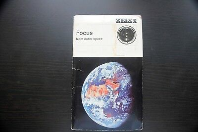 """Zeiss """"Focus from outer space"""" Set of 24 slides taken by Astronauts"""