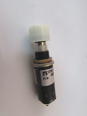 Stacoswitch Inc. Push Switch 60A000240 M22885/18-40 NSN: 01-1212162