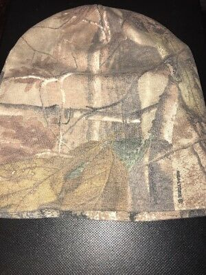 RedHead Camo Mossy Oak Hunting Cap - OSFM - Cotton Blend - One Size. - d7b0b923343