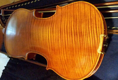 Contemporary Violin 4/4  3 Old  Bows Bausch & Case