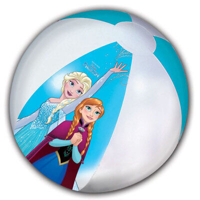 Frozen  Inflatable Blow Up Panel Beach Ball Holiday Swimming Pool Party Toy