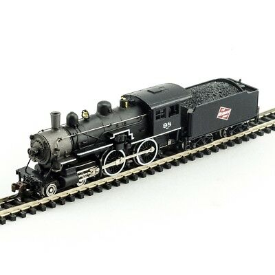 Model Power N 4-4-0 AMERICAN: Milwaukee Road - DCC Compatible