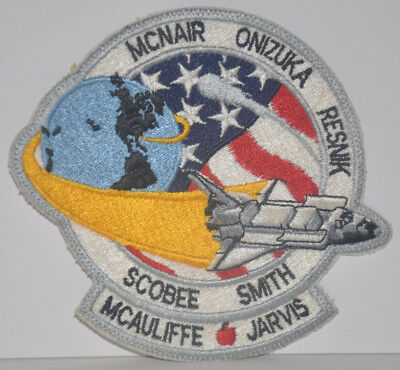 space shuttle challenger mission patch - photo #14