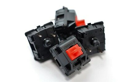 Cherry MX Red Mechanical Keyboard Switch Replacement Tester