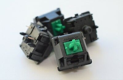 Cherry MX Green Mechanical Keyboard Switch Replacement Tester