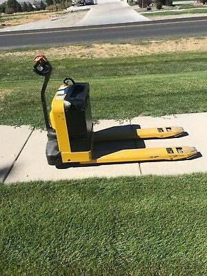 4000 Electric Pallet Jack/hand Truck-Free Loading