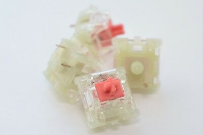 Cherry MX Silent Red RGB Mechanical Keyboard Switch Replacement Tester