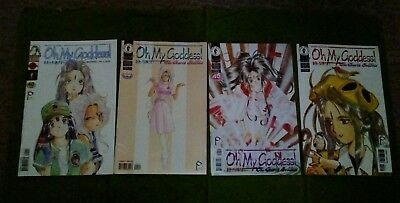 Dark Horse Comics Manga Oh My Goodness Comic Collection x4 (Must See) Bargain