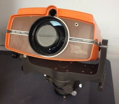HP 3810A Total Station with Case USED TESTED WORKING GENUINE