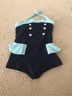 Janie And Jack Vintage Bathing Suit