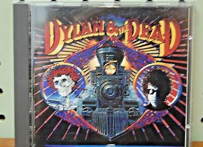 Dylan & the Dead - Grateful Dead (CD 1989)  CK 45056 FREE SHIPPING