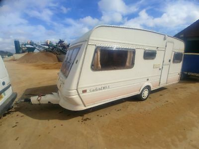 caravan fleetwood garland 165-5  touring