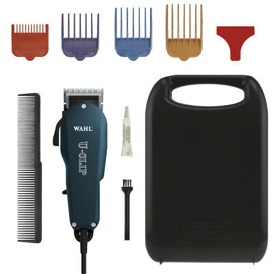Wahl Professional Animal U-Clip Pet Clipper Trimmer 10 Piece Pet Grooming Kit