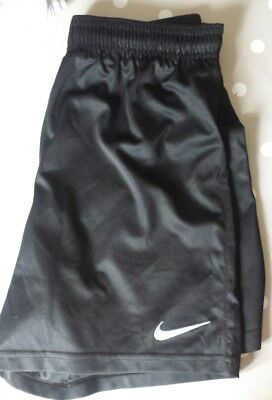 Pre owned Nike Dri Fit LARGE YOUTH Sports Football  Shorts