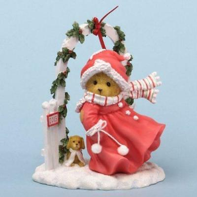 Enesco Cherished Teddies Collection Bear Figurine