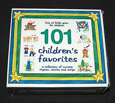 Collection Of Childrens Nursery Rhymes