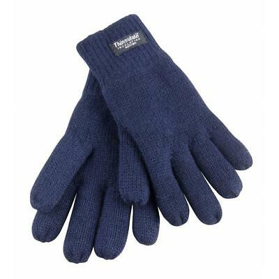 Result Winter Essentials Thinsulate™ Lined Gloves Acrylic Woolly Unisex R147