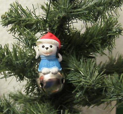 Hallmark 2005 Christmas Bells Miniature Ornament 11th and Final in the series