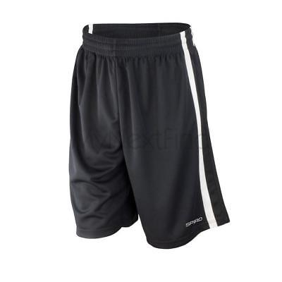 Spiro Sports Activewear Basketball Quick-Dry Shorts