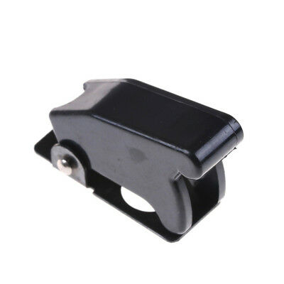 Black Metal Switch Toggle Flip Cap Flip Cover Protective Cover Safety