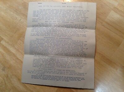 Rare Old 1915 OHIO HOME RULE ALCOHOL BEER/WINE PROHIBITION Political Brochure