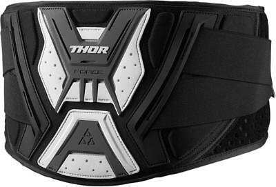 Thor Force Support Belt Black/gray/white Small/medium