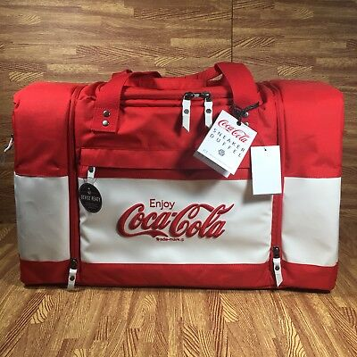 HEX Coca Cola duffle bag (sneaker bag) NWT Red KITH Supreme