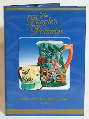 The People's Potteries, Dorothy Johnson. EXCELLENT