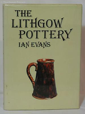 The Lithgow Pottery, Ian Evans. EXCELLENT