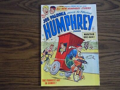 """ HUMPHREY COMICS "" COMIC - No. 8 - 1949"