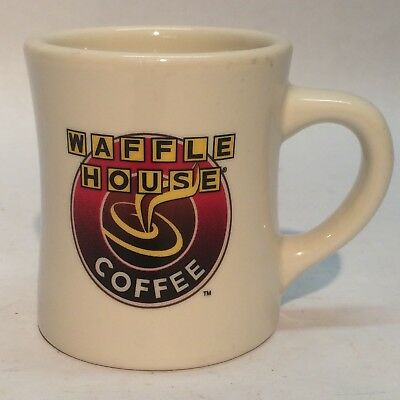 Tuxton Waffle House Heavy Diner Coffee Cup