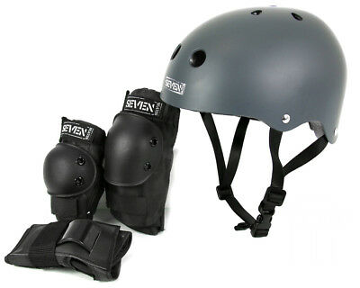 SEVEN Skates Ultimate Protective Pack Protective Gear - Certified Helmets