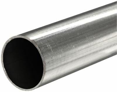 """4x6ft, Seamless 316 Stainless Steel, Round Tube, OD: 3/8"""", Wall: 0.035"""""""