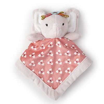 Levtex Home Baby Pink Elephant Security Blanket