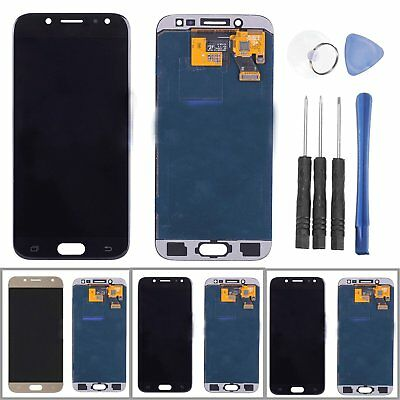 LCD Display Touch Screen Schermo Per Samsung Galaxy J5 2017 SM-J530F Nero Oro