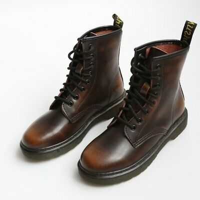 Herren 1460 Martens 8 Boots Leather Eye Smooth Boot Shoes Ankle Damen Size 35 44