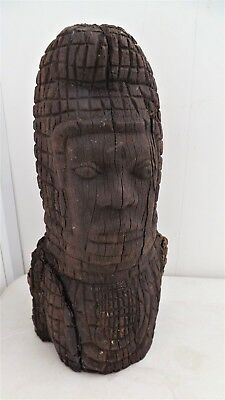 Carved Work, from the Pacific rim 1800's