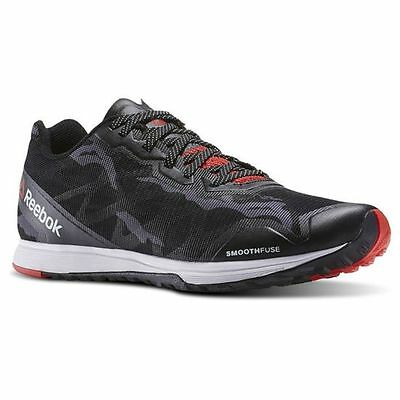 e61fec1f75c Reebok Crosstrain Sprint 3.0 Mens UK 11 EU 45 Fitness Trainer Shoe Black    Red