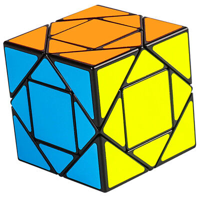 3x3x3 Magic Cube Competition Smooth Speed Cube Toy Twist Puzzle