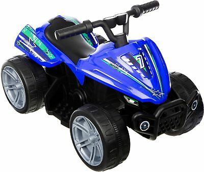 Roadsterz Volt 6V Electric Ride On Quad Rechargeable Battery 4 Wheels Kids